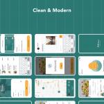 UI套件,iPhone,FIGMA,IOS美味 – 食品交货